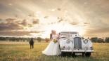 Düğün fotoğrafı farklı komediye döndü