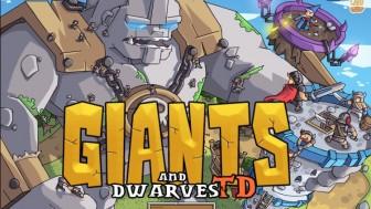 Süper Giants and Dwarves TD Oyunu