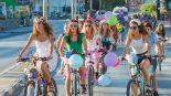 2016 Yılı Kıbrıs Süslü Kadınlar Bisiklet Turu Gerçekleşti