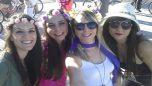 2016 Kıbrıs Süslü Kadınlar Bisiklet Turu Gerçekleşti
