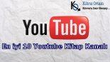 En iyi 10 Youtube Kitap Kanalları