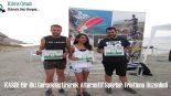KASDE Bir ilki Gerçekleştirerek Alternatif Sporlar Triatlonu Düzenledi
