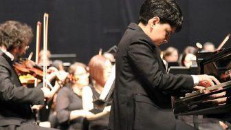 12 Yaşındaki Rus Piyanist 13 Ülkede Konser Verdi