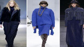 2016 – 2017 Sonbahar – Kış trendleri Ve Renkler