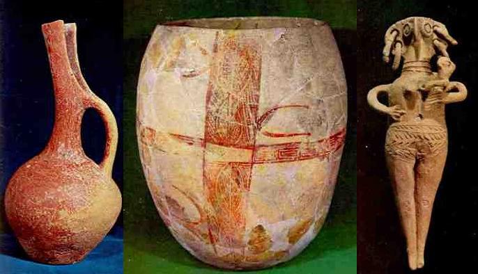 Kıbrıs Bronz Dönemi, Eski Çağ