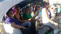 Kıbrıs Süslü Kadınlar Bisiklet Turu Coşku içinde Gerçekleşti