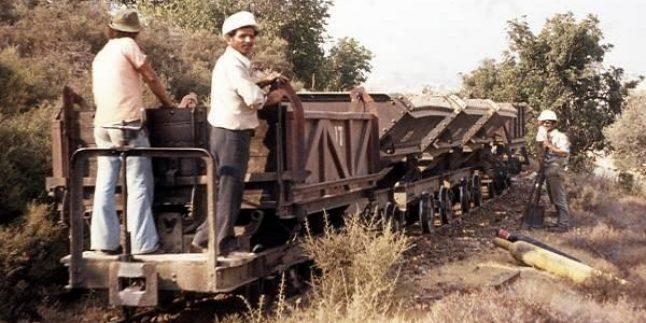 Tarihten Esintiler. Kıbrıs Devlet Demiryolu