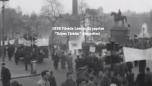 """1958 Yılında Londra'da Yapılan """"Kıbrıs Türktür"""" Gösterileri"""