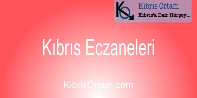 Kıbrıs Eczaneleri