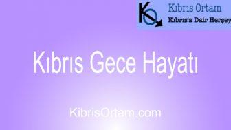 Kıbrıs Gece Hayatı