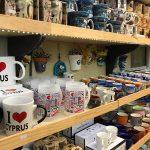 Cyprus Gift Shop Hediyelik Eşya - Ziya Rızkı Caddesi. Bristol Hotel Karşısı. No: 189 / Girne