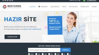 Hazır Web Sitesi Paketleri